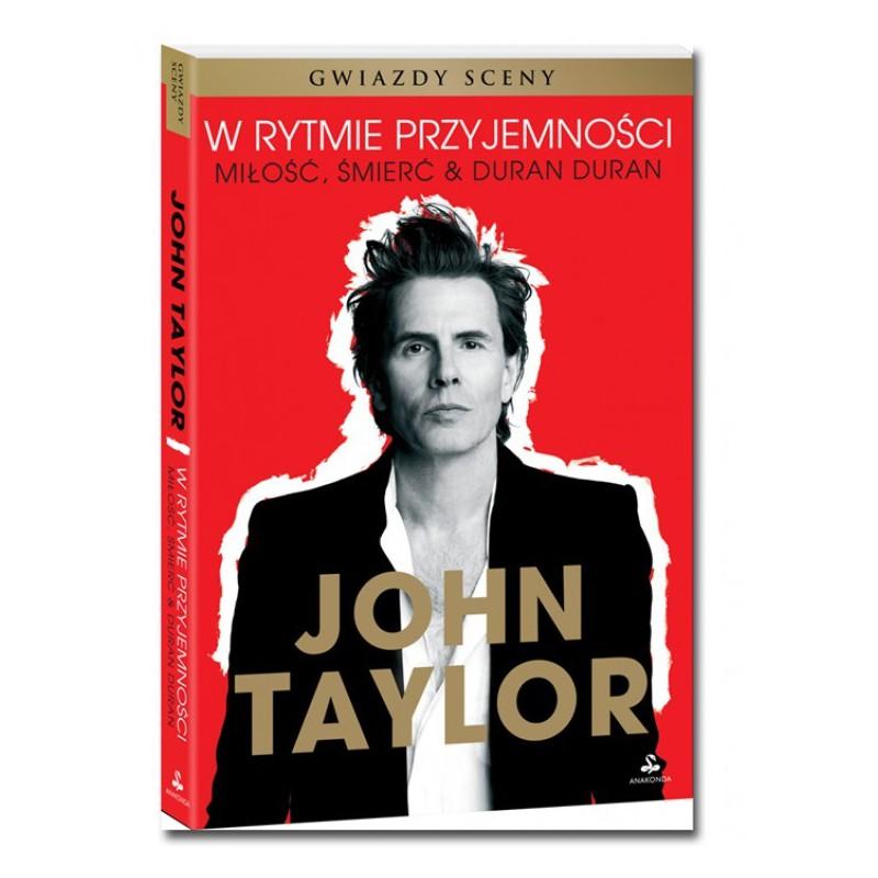 Książka John Taylor - W rytmie Przyjemności - book