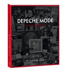 Książka Depeche Mode. Monument - book