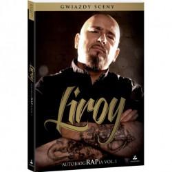 Książka Liroy. Autobiografia - book