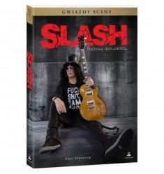 Książka Slash. Rockowy Dom Wariatów - book