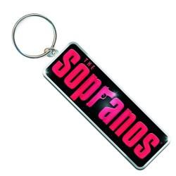 Brelok do kluczy - Sopranos Keychain: Main Logo