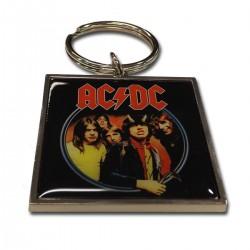 Brelok na klucze AC/DC Standard Keychain: Devil Angus - Keychain
