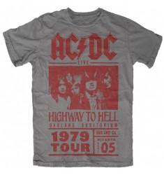 Koszulka AC/DC - Red Highway - t shirt