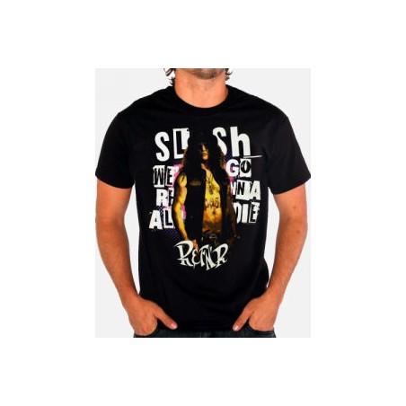 Koszulka Slash - Punk - t-shirt