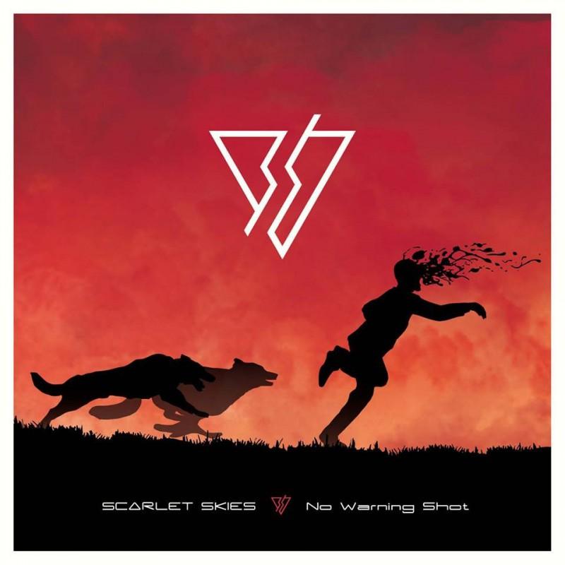 Scarlet Skies - No Warning Shot (CD)