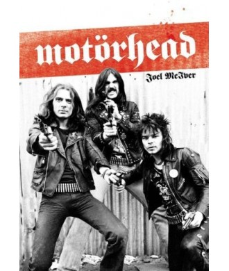 Książka Motorhead - book - Joel McIver