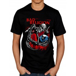 Koszulka Bad Religion - Skull - t-shirt
