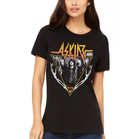 Koszulka ASKING ALEXANDRIA - Skeleton Arms - t-shirt