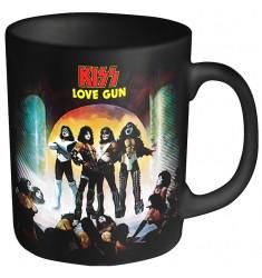 Kubek Kiss - Love Gun - mug