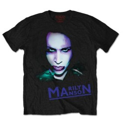 Koszulka MARILYN MANSON - OVERSATURATED PHOTO - t-shirt