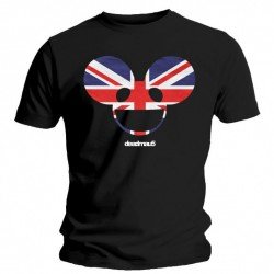 Koszulka Deadmau5 - UK Head - t-shirt