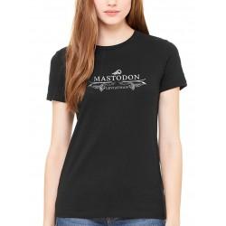Koszulka damska Mastodon - Leviathan Logo - t-shirt