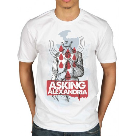 Koszulka ASKING ALEXANDRIA - Wayne - t-shirt