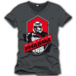 Star Wars Episode VII T-Shirt Captain Phasma - Gwiezdne Wojny