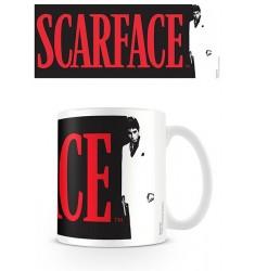 Scarface Mug Logo - kubek