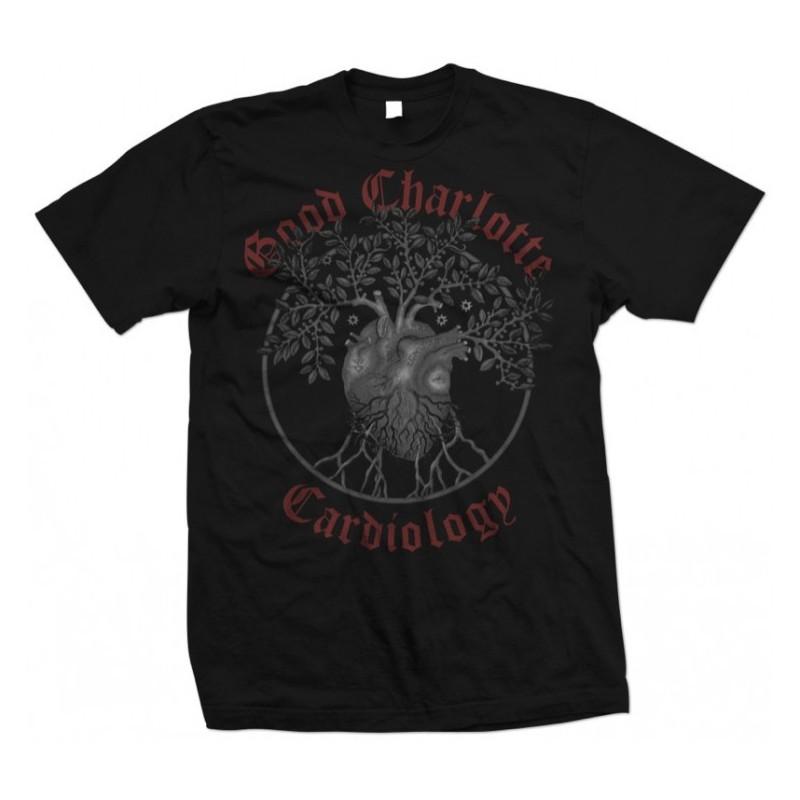 Koszulka Good Charlotte - Cardiology - t-shirt