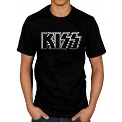 Koszulka KISS - BASIC LOGO - t-shirt