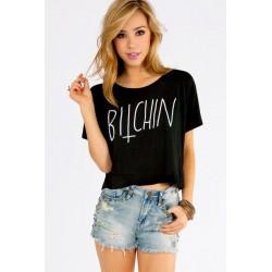 Koszulka damska KILL BRAND - BITCHIN'  T-Shirt Girls