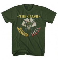 Koszulka The Clash - Straight To Hell Men's T-shirt