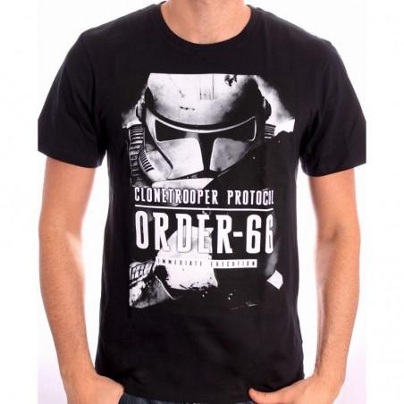 Star Wars T-Shirt Order 66 - Gwiezdne Wojny