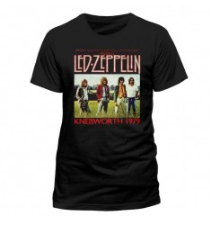 Koszulka Led Zeppelin - Knebworth - t-shirt