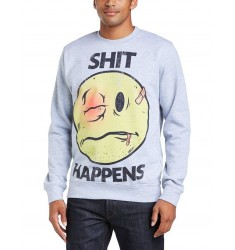 SMILEY HELL by KILL BRAND Crew Neck Sweater