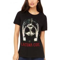 Koszulka damska Lacuna Coil HEAD t-shirt