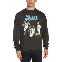 Bluza The Police - OUTLANDOS D'AMOUR  Crew Neck Sweater