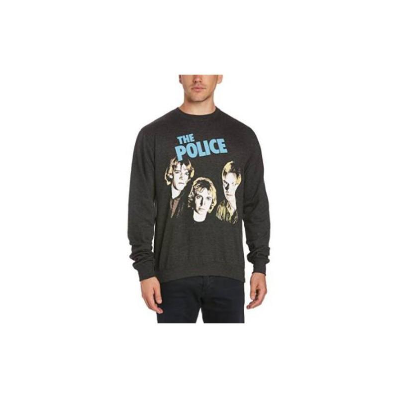 Bluza The Police - OUTLANDOS D'AMOUR Crew Neck Sweater