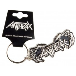 ANTHRAX STANDARD KEYCHAIN: DEATH HANDS