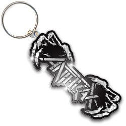 Brelok do kluczy - ANTHRAX STANDARD KEYCHAIN: DEATH HANDS