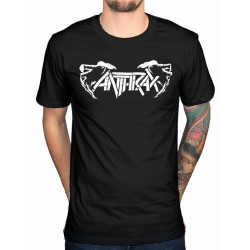 Koszulka męska ANTHRAX...