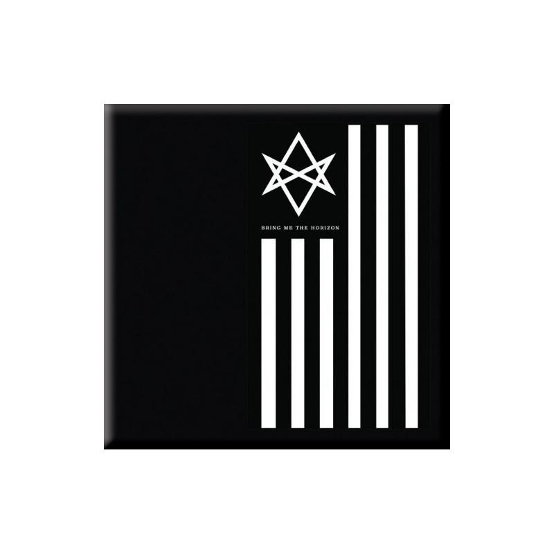 Magnes na lodówkę - ASKING ALEXANDRIA FRIDGE MAGNET: FLAG EATER