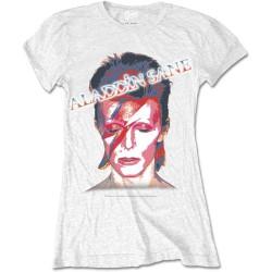 Koszulka damska David Bowie - ALADDIN SANE - t-shirt