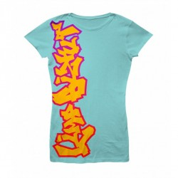 Koszulka Limp Bizkit - Big Logo Up Blue - t-shirt