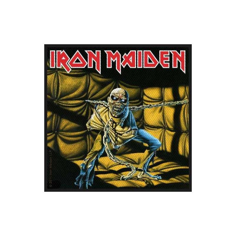 Naszywka Iron Maiden: The Final Frontier Vintage Skull