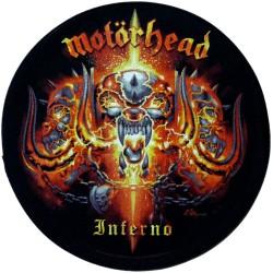 Naszywka Motorhead: Inferno