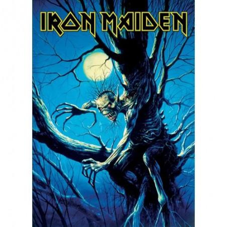 Pocztówka Iron Maiden: Benjamin Breeg