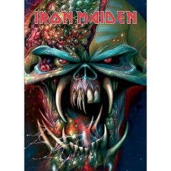 Pocztówka Iron Maiden: The Final Frontier