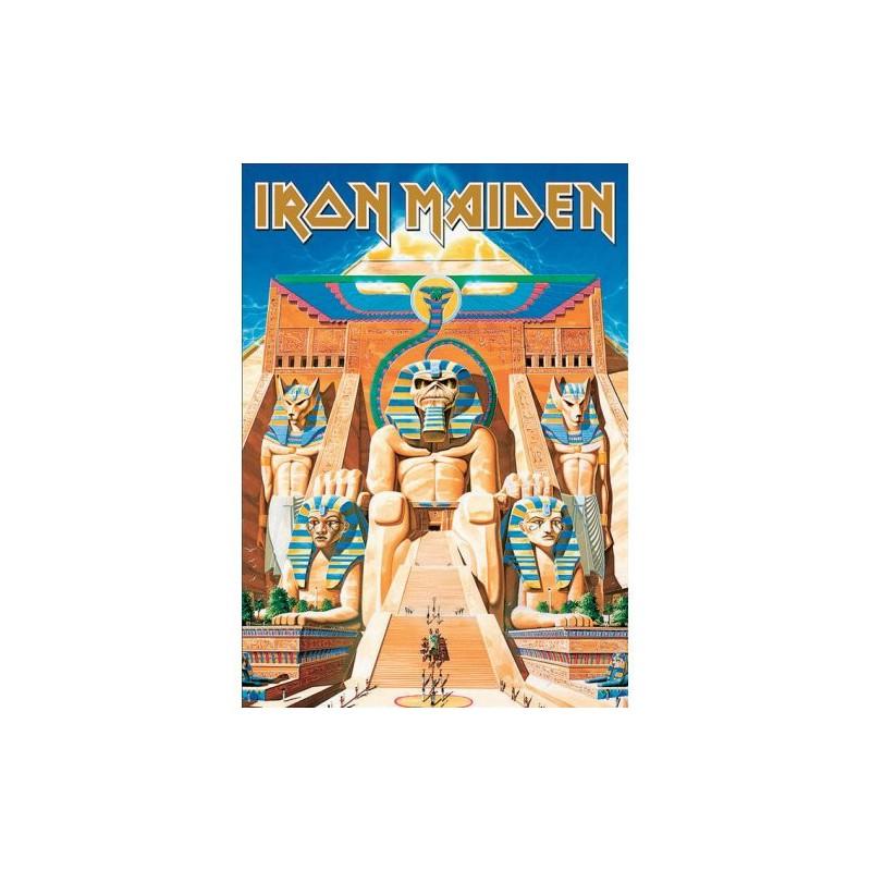 Pocztówka Iron Maiden: Power Slave