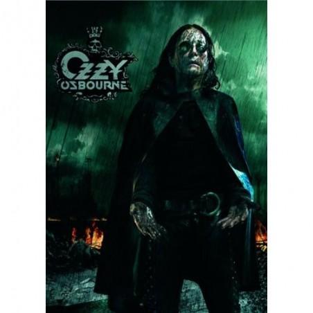 Pocztówka Ozzy Osbourne: Black Rain