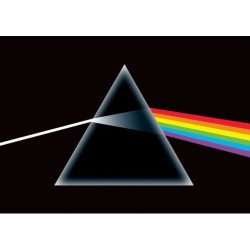 Pocztówka Pink Floyd: Dark Side of the Moon