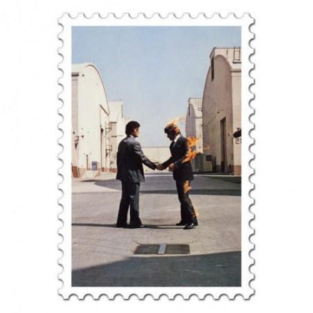 Pocztówka Pink Floyd: Wish you were here Shake Hands