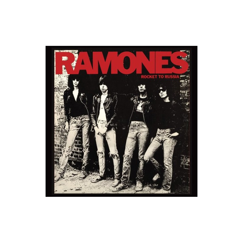 Korkowa podstawka pod kubek Ramones Single Cork Coaster: Rocket to Russia