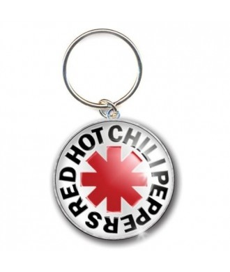 Brelok do kluczy - Red Hot Chili Peppers Standard Keychain: Asterisk
