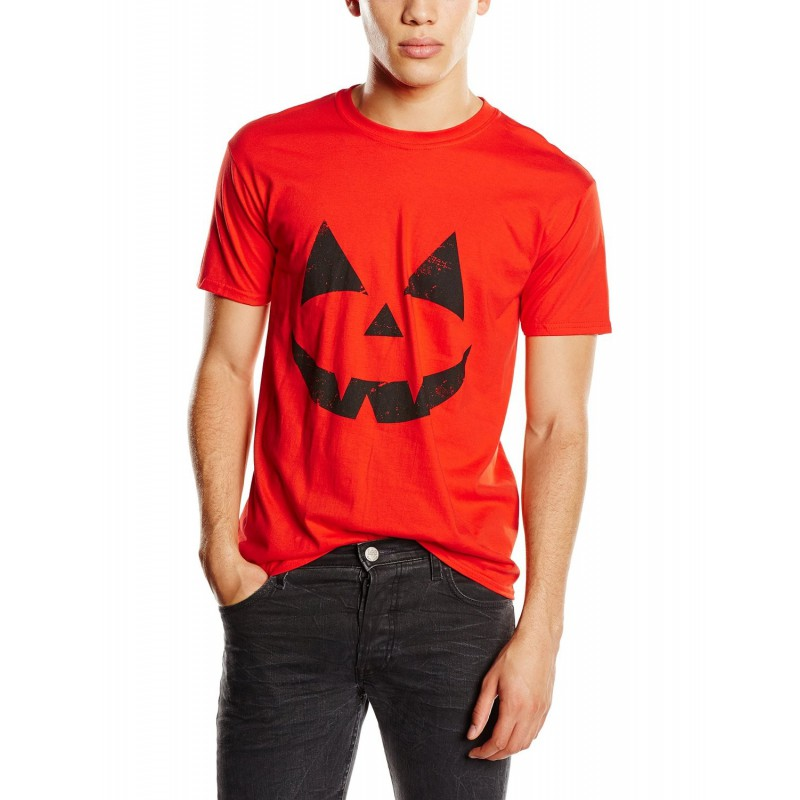 Koszulka męska -HALLOWEEN ORIGINALS - FACE t-shirt
