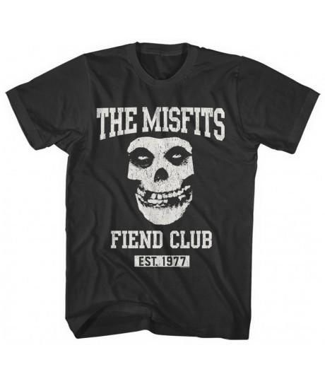 Koszulka MISFITS - Black Fiend Club Est '77 - t-shirt