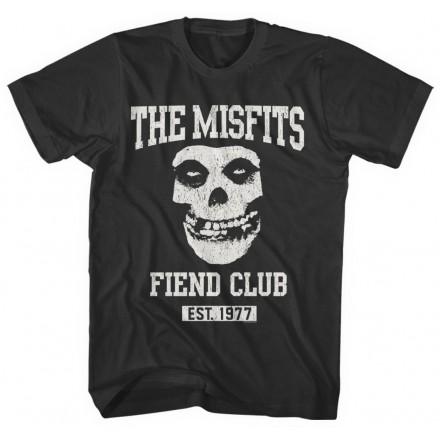 Koszulka MISFITS - USA SKULL - t-shirt