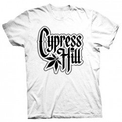 Koszulka CYPRESS HILL – BLACK SKULL 'N PIPES T-SHIRT