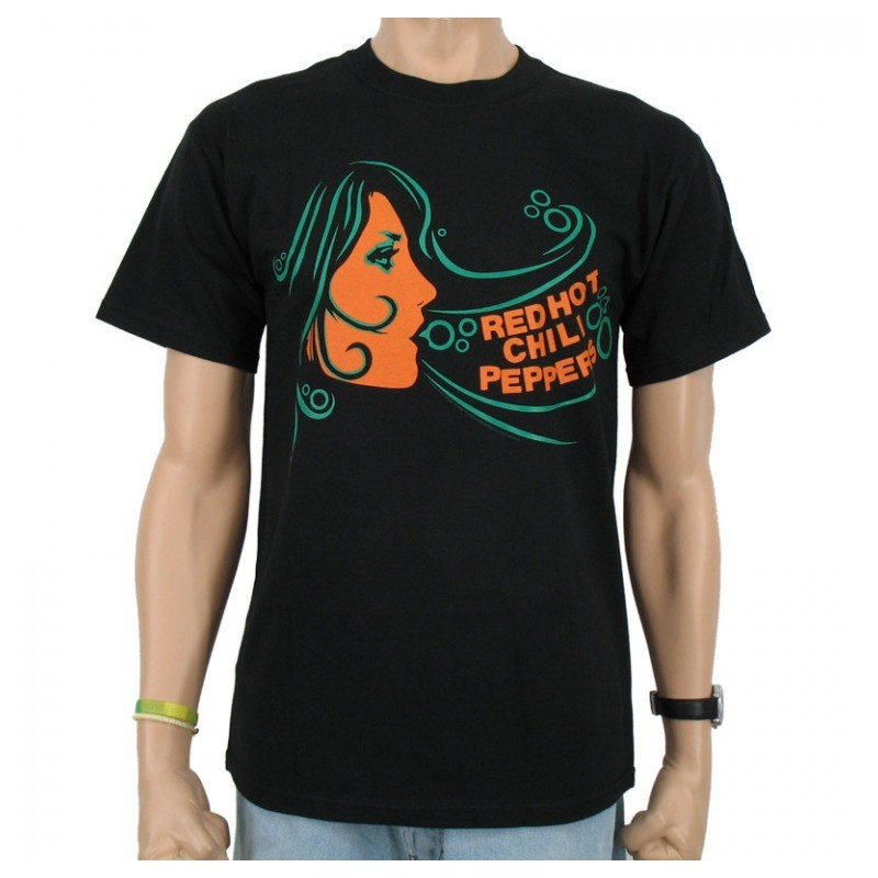 Koszulka RED HOT CHILLI PEPPERS sophie black men's